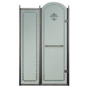 Душевая дверь в нишу Cezares Retro B11 120 CP Cr R фото