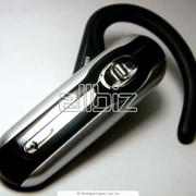 Bluetooth - гарнитуры фото