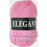 Пряжа ELEGANT (розовый) фото