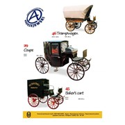 Продажа экипажей 45 Baker`s cart фото