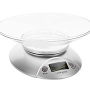 Весы кухонные с чашей 3 кг Mayer&Boch MB-20911 фото