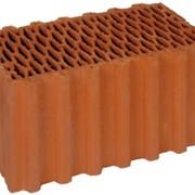 Керамические поризованные блоки Porotherm (Поротерм, Винербергер) 44 фото