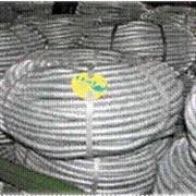 Металлорукав легкой серии из стальной оцинкованной ленты фото