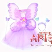 Набор Бабочка-цветок фото