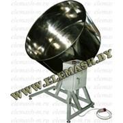 Дражеровочный барабан МБ-120 фото