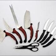 Набор ножей фото