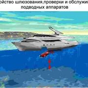 Устройство шлюзования,проверки и обслуживания подводных аппаратов фото