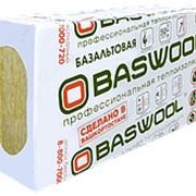 BASWOOL ФАСАД 140 1200x600x100мм, 0,216м3 фото