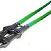 Ножницы для резки арматуры, кабеля и труб фото