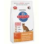 Корм для котов Hill's Science Plan Optimal Care для кошек для поддержания оптимального веса с курицей 400 гр фото