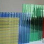 Поликарбонат сотовый KRONOS 3,3мм, 3,6 мм, 4мм, 6мм, 8мм, 10мм прозрачный, цветной фото