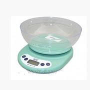GIPFEL Электронные кухонные весы с часами 5693 фото