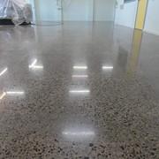Полированный бетон фотография