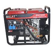 Генератор дизельный BULAT(Булат) BDG 7000E-3 ATS(6,5 - 7 кВт) фото
