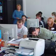 Обучение персонала. фото