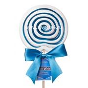 Карамель леденцовая, диск 100 гр Пина-колада фото
