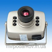 Камера видеонаблюдения цветная 12V + Блок питания 382 фото
