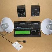 Комплект громкоговорящей диспетчерской связи КДС-16 фото