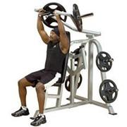 Профессиональный тренажер Body Solid Боди Солид LVSP Тренажёр для тренировки плечевого пояса. фото