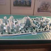 Градостроительный макет фото