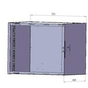 Шкаф настенный CSV AV 9U-450 фото