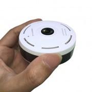 Панорамная Wi-fi мини камера HD/IP/BY-IPW360FED1 фото