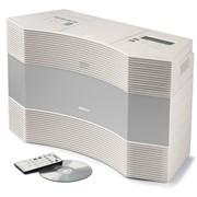 Система акустическая Bose Acoustic Wave Music System II Platinum White фото
