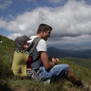 Инструктор по туризму в Карпатах фото