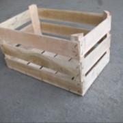 Ящик (проволокосшивной 500х300мм) Количество дощечек: 3 фото