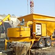 Мобильный бетонный завод Sumab B 15-1200 фото