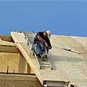 Строительство крыш. Дома каркасные деревянные фото