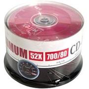 Компакт диск CD-R 700мБ Mirex Максимум в тубе 50 шт. фото