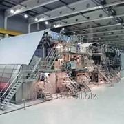 Реконструкция бумагоделательных машин фото