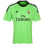 Футбольная форма Реал Мадрид сезона 2013 -14 фото