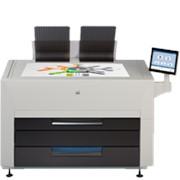 Широкоформатные системы копирования и печати KIP фото