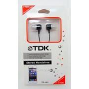 Наушники TDK TD-689 Color, 16 Om, без микрофона фото