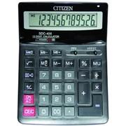 Калькулятор citizen sdc-400 фото
