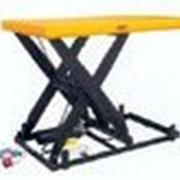 Подъемная платформа с электрическим приводом HIW2.0EU фото