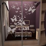 Зеркало для шкафов купе 00-77 фото