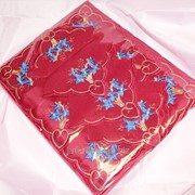 Скатерть с вышивкой 1713 фото