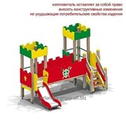 Детский игровой комплекс Крепость 005288 фото