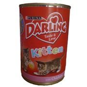 Корм для котят Darling фото