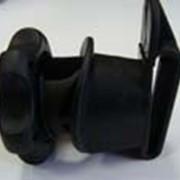 Изолятор для ленты на металлический прут диаметром до 18мм фото