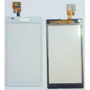 Тачскрин для Sony C2105 (L) (белый) фото