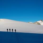 Горные походы в Альпах фото