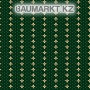 Ковролан Berber - Luiza 3601 8 20444 4м зеленый с лилиями фото