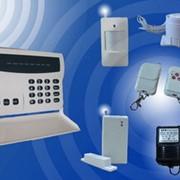 Система GSM-охраны и видеонаблюдения фото