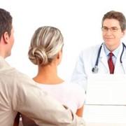 Повторная консультация по гинекологии фото