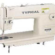 Швейные машины промышленные Промышленная одноигольная швейная машина TYPICAL GC6160 (игольное продвижение сверху) фото