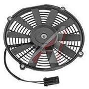 Вентилятор ВАЗ-2170,1118 электрический в сборе одинарный фото